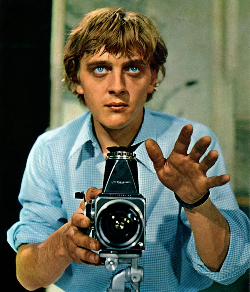 David Hemmings
