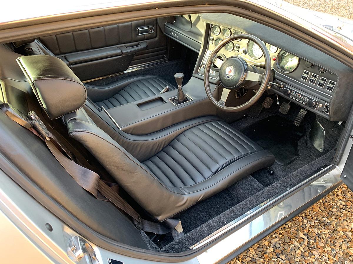1975 Maserati Bora 4.7 litre