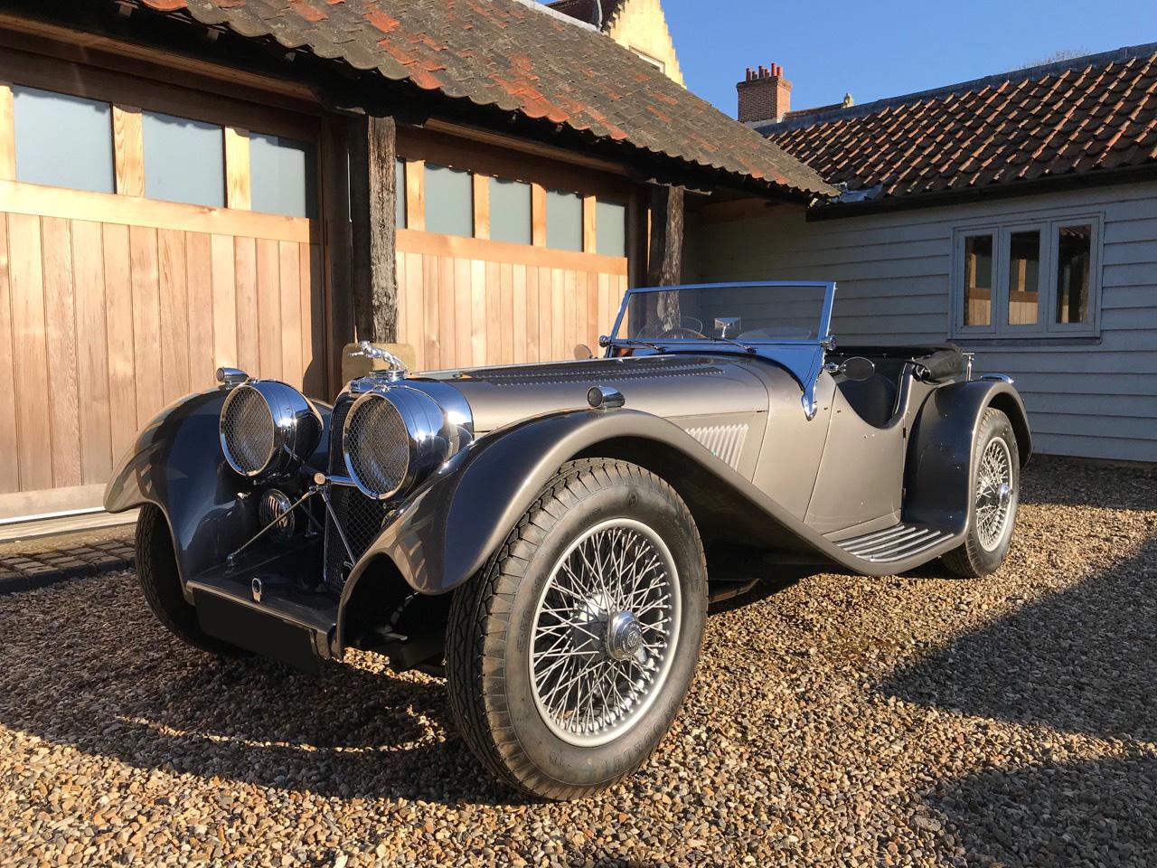 Suffolk SS100 Jaguar 4.2